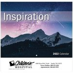 Custom Inspiration Wall Calendar - Stapled