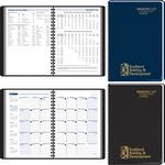 Custom 2020 Contractor's Planning Manual Monthly Planner