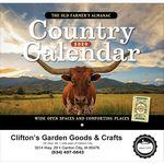 Custom 2020 The Old Farmer's Almanac Country - Stapled