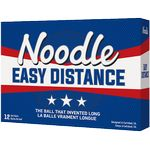 Taylormade® Noodle Easy Distance Golf Ball (FACTORY DIRECT)