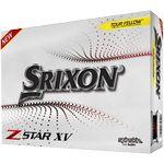 Srixon® ZStar XV Golf Ball - Yellow (IN HOUSE)