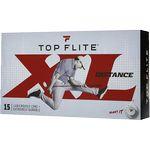 Top-Flite® XL® Distance Golf Ball 15-Ball Pack (IN HOUSE)