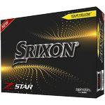 Srixon® ZStar Golf Ball - Yellow (IN HOUSE)