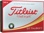 Custom Titleist DT Tru Soft (FACTORY DIRECT)