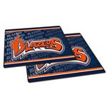 Custom Full Color Hockey Mat ONE DESIGN - 24