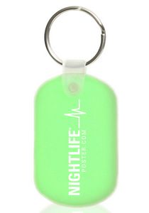 Promotional Product - Soft Plastic Keychain