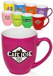 Custom 16 Oz. Fluorescent Bistro Mug
