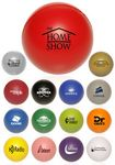 Custom Round Foam Stress Balls