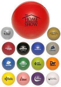 Round Foam Stress Balls