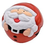 Santa Ball Stress Reliever Squeeze Toy