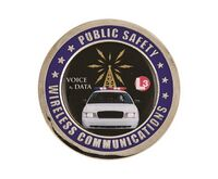 "1.75"" Challenge Coins - Zinc Core-Nickel Plating (Priority)"
