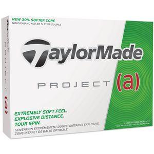 Custom TaylorMade Project A Golf Balls - 1 Dozen