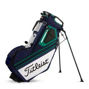 Promotional Product Leist Players 14 Stand Golf Bag Navy Nimbus Cloud Hunter Green