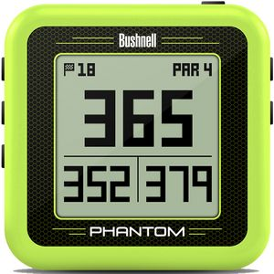 Custom Bushnell Phantom Golf GPS - Green