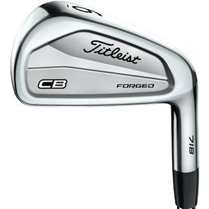Custom Titleist 718 CB Iron Set - Steel Shaft