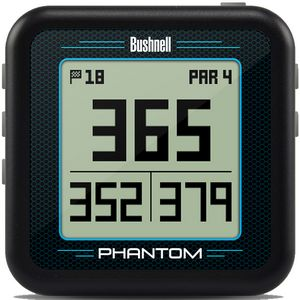 Custom Bushnell Phantom Golf GPS - Black