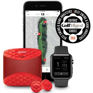 Custom Game Golf Live GPS Shot Tracking System