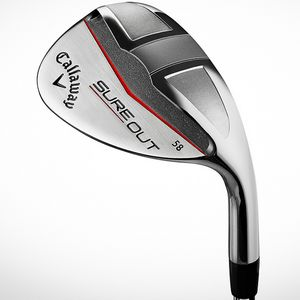 Custom Callaway Mac Daddy Sure Out Wedge - Graphite Shaft