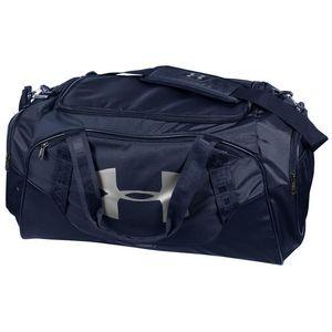 Custom Under Armour Undeniable Medium Duffle 3.0 - Midnight Navy Blue