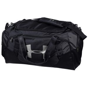 Custom Under Armour Undeniable Medium Duffle Bag 3.0 - Black