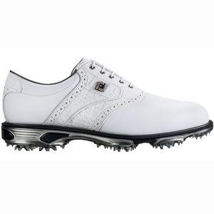 967543678621 Promotional Product - Footjoy Dryjoys Tour Men s Golf Shoes - White White  Croc