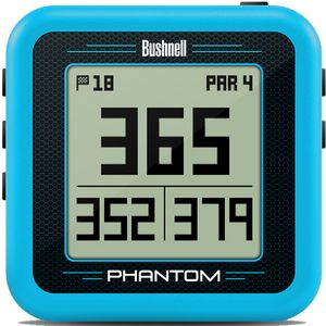 Custom Bushnell Phantom Golf GPS - Blue/Gray