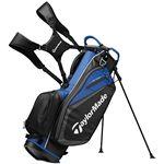 Custom TaylorMade Select Plus Stand Bag - Black/Blue