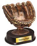 Custom Baseball Glove Ball Holder