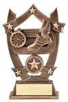 Custom 3D Sports Stars - Track Award