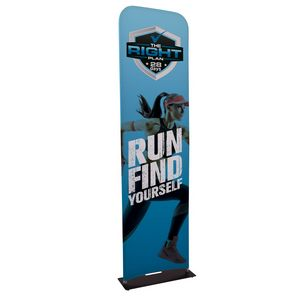 Custom 2' EuroFit Banner Display Kit