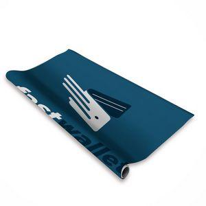 "24"" Optimum Retractor Banner (No-Curl Opaque Fabric)"