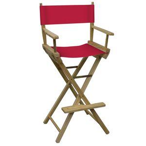 Custom Bar-Height Director's Chair (Unimprinted)