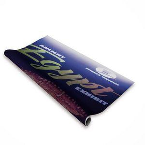 Custom Lumos Retractor Banner (No-Curl Opaque Fabric) w/Leader