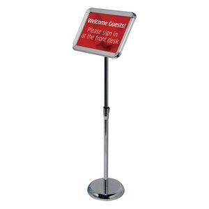 Custom Pedestal Snap Frame Sign Kit