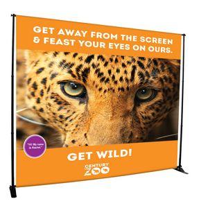 Custom 10' Deluxe Exhibitor Expanding Display Kit