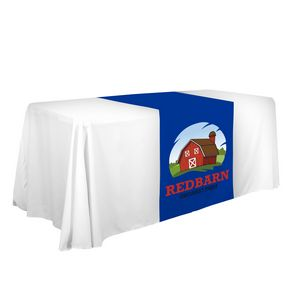"28"" Standard Table Runner (One Imprint Location)"