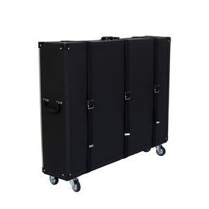 Floor Display Hard Case with Wheels