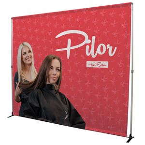 Custom 10' Bravo Expanding Display Kit (single-sided)