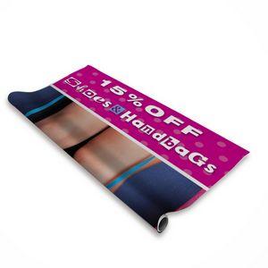 Custom XChange Retractor Banner (No-Curl Hybrid Media)