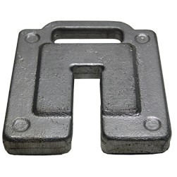 Steel Ballast Weight for Event Tent Legs