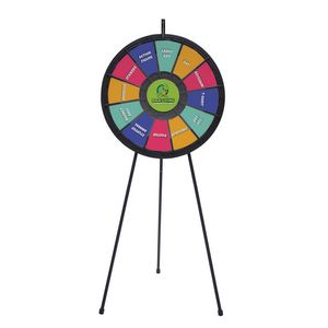 Custom Spin 'N Win Prize Wheel Kit