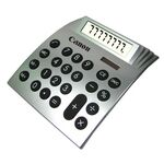 Custom Large Dual Powered Desktop Calculator