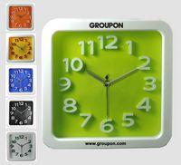 Large Retro Look Analog Alarm Clock