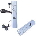 Custom Compact FM Scan Radio W/ Light
