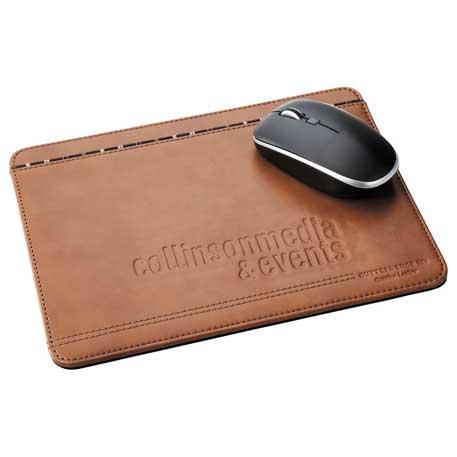 Cutter & Buck(R) Legacy Mouse Pad, 9830-23, Deboss Imprint