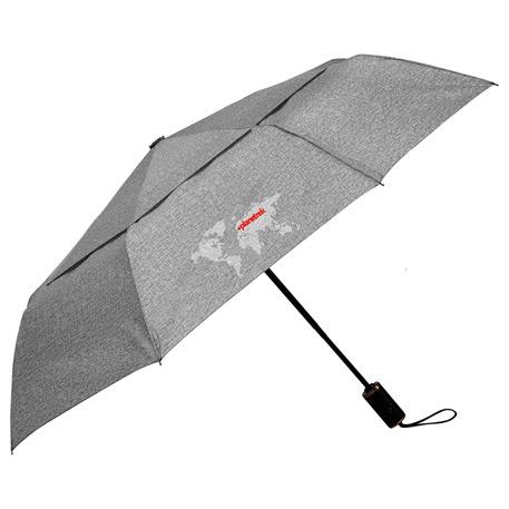"46"" Cutter & Buck Auto Open/Close Vented Umbrella, 2050-84, 1 Colour Imprint"