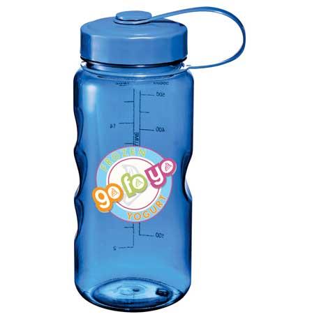 Excursion BPA Free Tritan Sport Bottle 18oz, 1621-66 - 1 Colour Imprint