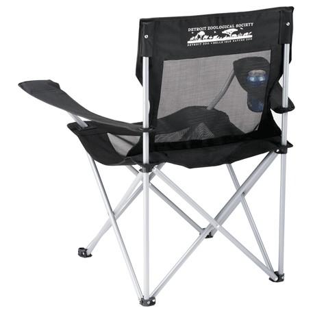 Mesh Camping Chair, 1070-29 - 1 Colour Imprint