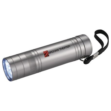 High Sierra Bottle Opener Flashlight, 8052-01, Laser Engraved Imprint