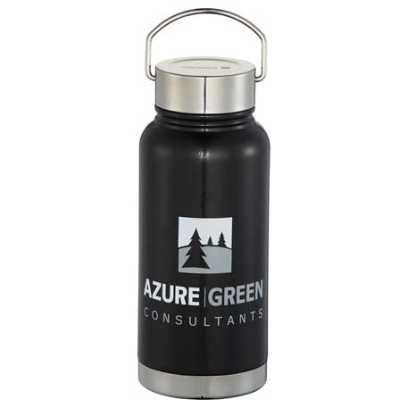 Zippo Copper Vacuum Stainless Bottle 30oz, 7550-50, Laser Engraved Imprint